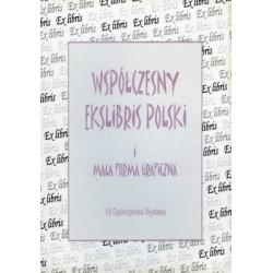 Współczesny exlibris polski i mała forma graficzna. XII