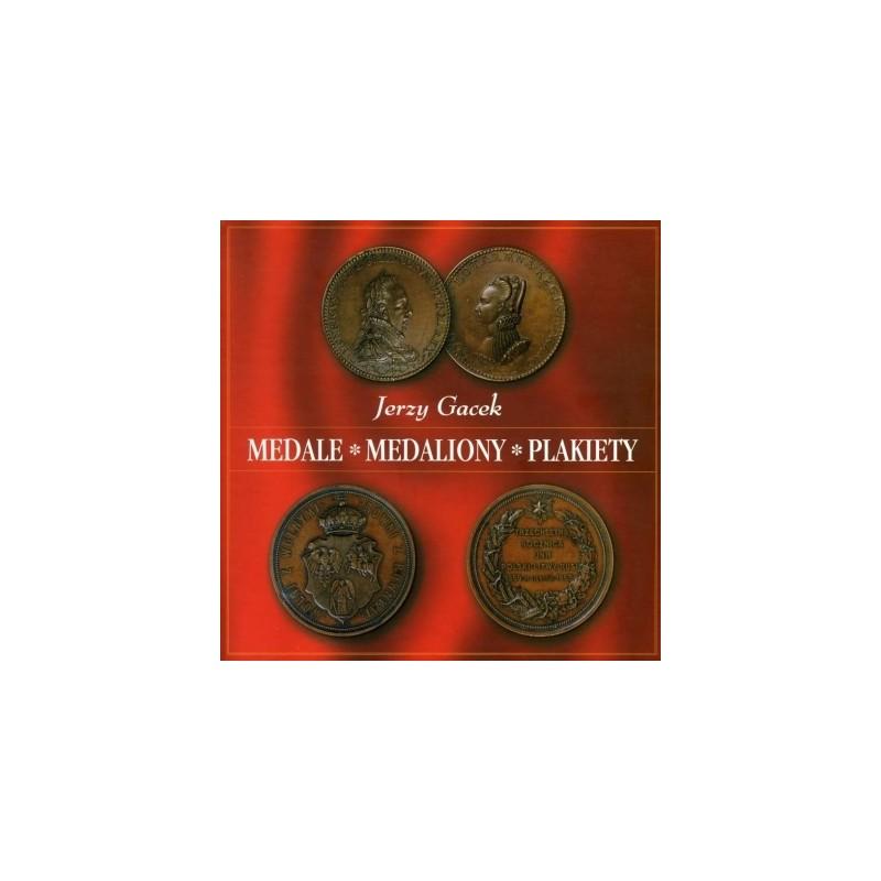 Medale, medaliony i plakiety